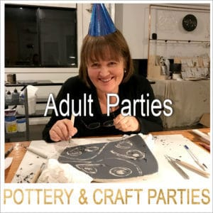 Hazy Tales Adult Pottery and Craft Parties 1
