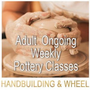 Hazy Tales Adult Weekly Pottery Classes 1