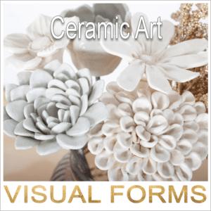 Hazy Tales Ceramic Art 1