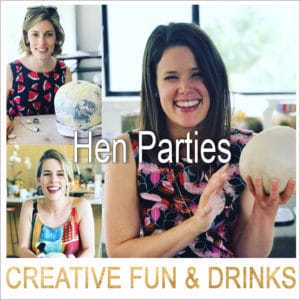 Hazy Tales Hen Party Creative Fun and Drinks 1