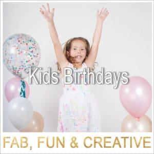 Hazy Tales Kids Birthdays Fun Creative
