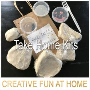 Hazy Tales Take Home Kits Clay Art Bellarine