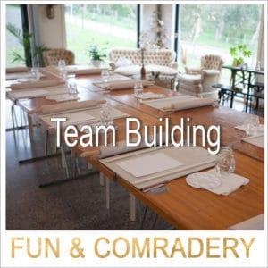 Hazy Tales Team Building Fun and Comradery 1